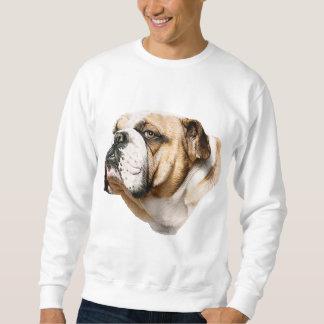 Bulldog Bust Sweatshirt
