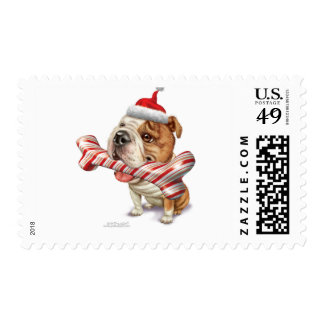 bulldog_card stamps
