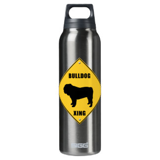 Bulldog Crossing (XING) Sign SIGG Thermo 0.5L Insulated Bottle