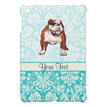 Bulldog; Cute iPad Mini Case