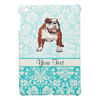 Bulldog; Cute iPad Mini Cover