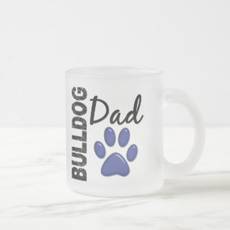 Bulldog Dad 2 Coffee Mug