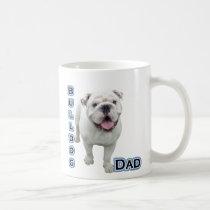 Bulldog Dad 4 Coffee Mug