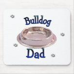 Bulldog Dad Mouse Mat