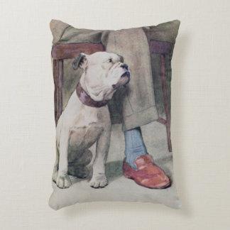 Bulldog Decorative Pillow