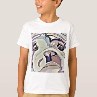Bulldog Denim Colors T-Shirt