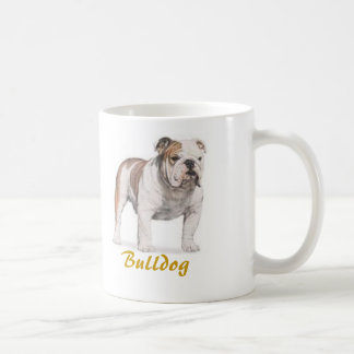 Bulldog, Dog Lover Galore! Classic White Coffee Mug