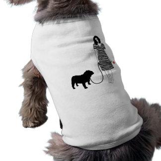 Bulldog Dog Tee Shirt
