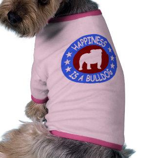 Bulldog Doggie Tshirt