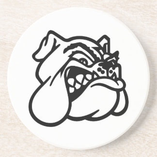 Bulldog Drink Coaster