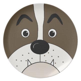 Bulldog face plate
