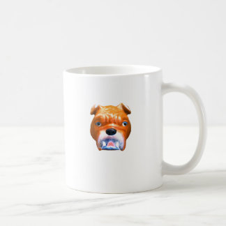 Bulldog Face Vero Beach The MUSEUM Zazzle Gifts Coffee Mug