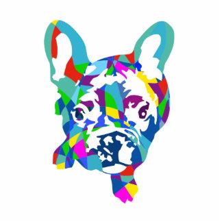 Bulldog francés imán