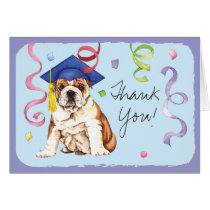 Bulldog Graduate Card