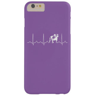 BULLDOG HEARTBEAT BARELY THERE iPhone 6 PLUS CASE