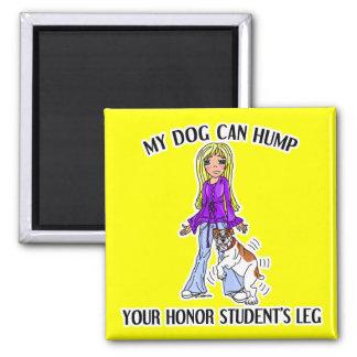 Bulldog Honor Student Magnets