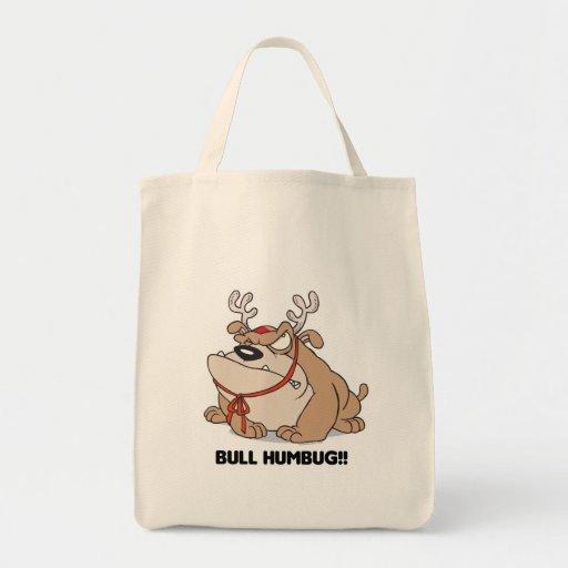 bulldog humbug bags