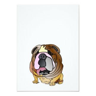 Bulldog Invitation