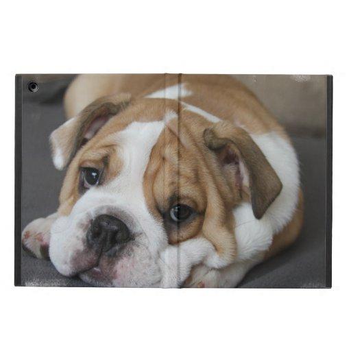 Bulldog iPad Air Cases