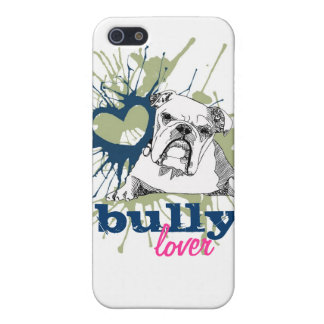 Bulldog iPhone SE/5/5s Cover