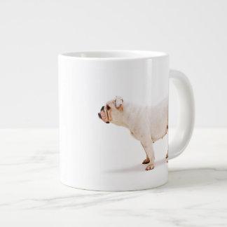 Bulldog Jumbo Mug 20 Oz Large Ceramic Coffee Mug
