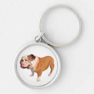 Bulldog Key Chains