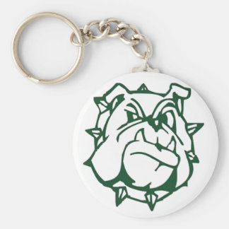 Bulldog Keychain Keychain