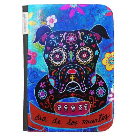 Bulldog Kindle Case