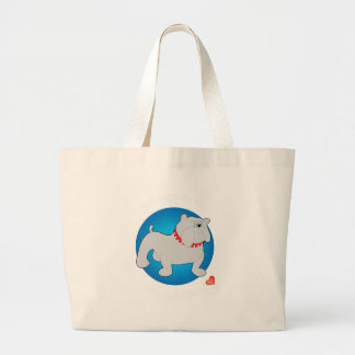 Bulldog Love Bag