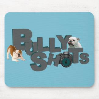 Bulldog lovers mouse pad