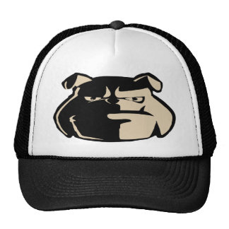 Bulldog Madness Signature logo Trucker Hat