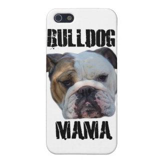 Bulldog Mama English Bulldog iphone Case Protector