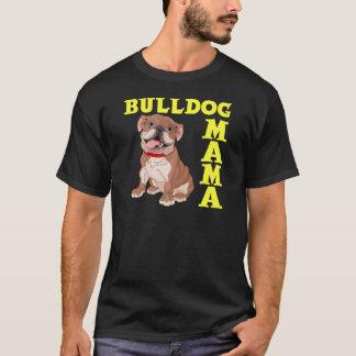 BULLDOG MAMA T-Shirt