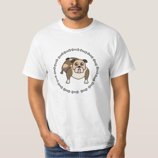Bulldog Men's T-Shirt