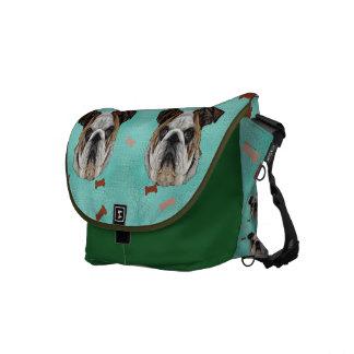 Bulldog Messenger Bags