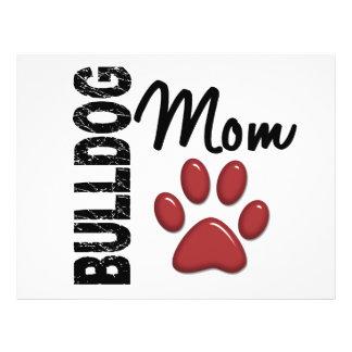 Bulldog Mom 2 Flyers