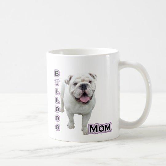 Bulldog Mom 4 Coffee Mug