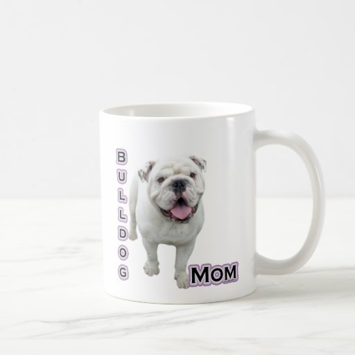 Bulldog Mom 4 Mug
