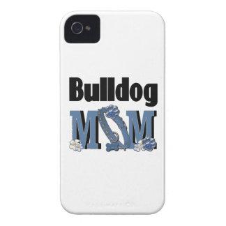 Bulldog MOM - Blue Case-Mate Blackberry Case