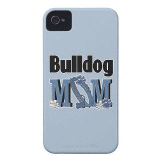 Bulldog MOM - Blue Blackberry Case