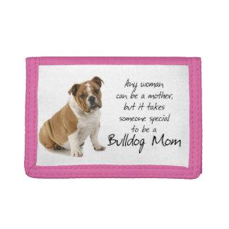 Bulldog Mom Wallet