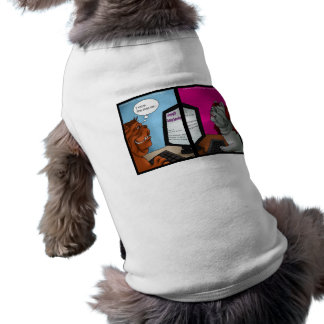 Bulldog Online Dating Funny Gifts Tees & Cards