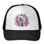 Bulldog Patriot Mesh Hat