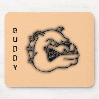 Bulldog Personal Mousepad