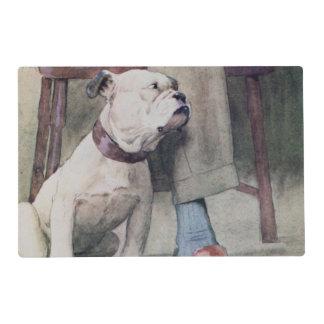 Bulldog Placemat