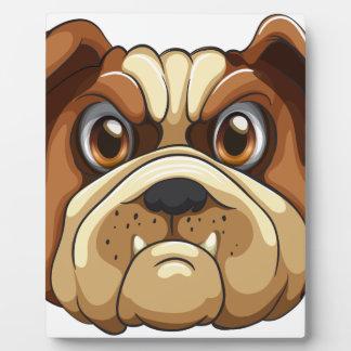 Bulldog Plaques