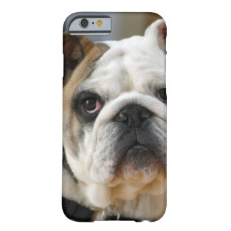 Bulldog.png Barely There iPhone 6 Case