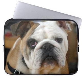 Bulldog.png Computer Sleeve