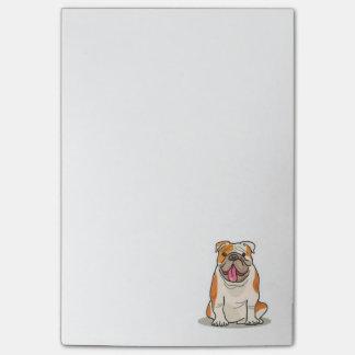 Bulldog Post-it Post-it Notes