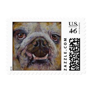 Bulldog Postage